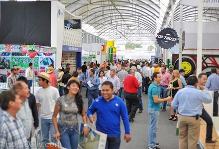 Expo agroalimentaria Guanajuato 2017