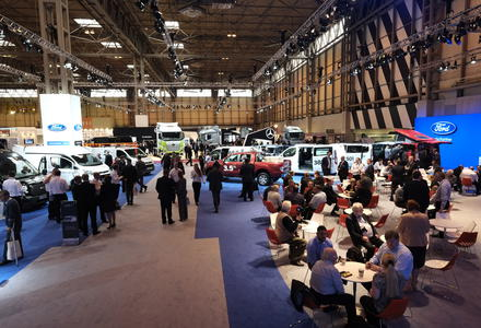 Commercial Vehicle Show 2017